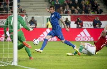 Xem trực tiếp bóng đá Hungary vs Croatia (Vòng loại Euro 2020), 0h ngày 25/3