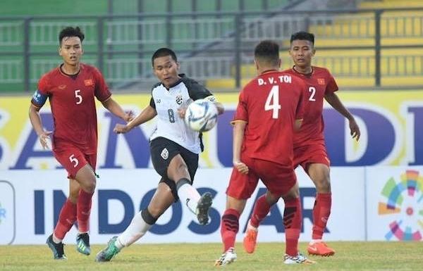Xem trực tiếp bóng đá U19 Việt Nam vs U19 Thái Lan (Giao hữu), 17h30 ngày 25/3