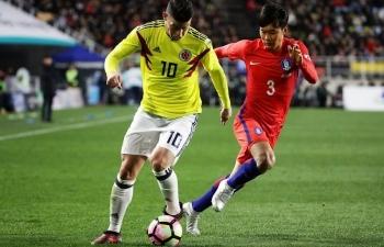 xem truc tiep bong da han quoc vs colombia giao huu 18h ngay 263