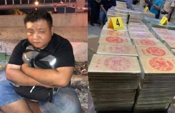 tai xe dan duong cho nguoi dai loan cung 895 banh ma tuy duoc tra 12 trieu dong