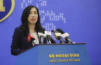 Trung Quốc đã xâm phạm nghiêm trọng chủ quyền của Việt Nam đối với quần đảo Hoàng Sa
