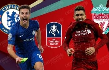 Xem trực tiếp Chelsea vs Liverpool ở đâu?