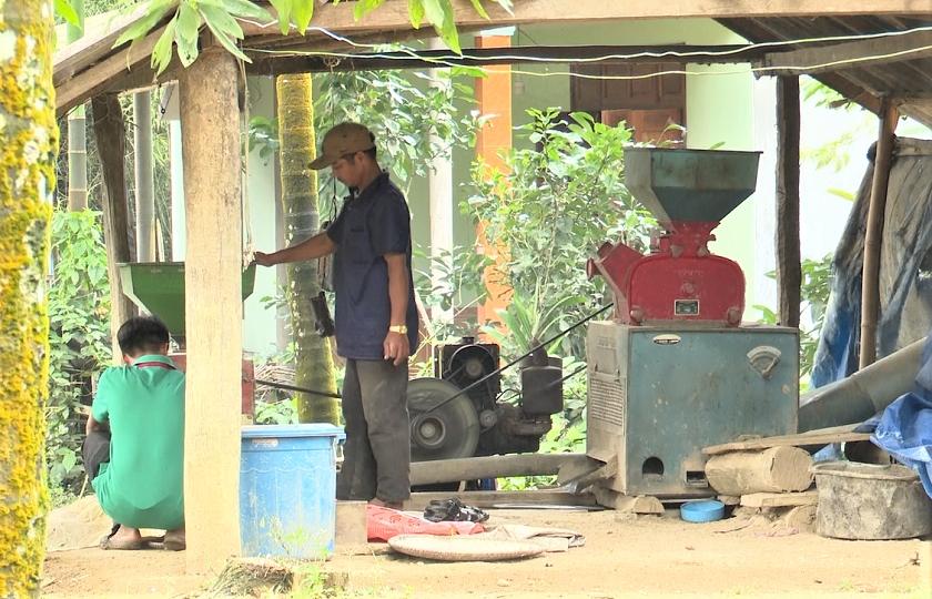 Quảng Ngãi: Làng Bưng đổi thay từ khi có điện