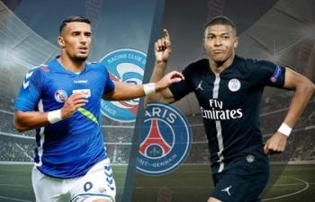 link xem truc tiep strasbourg vs psg ligue 1 23h30 ngay 73