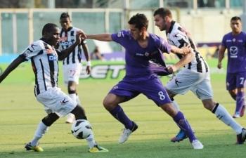 Xem trực tiếp Udinese vs Fiorentina (Serie A), 0h ngày 9/3