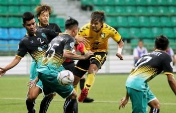 link xem truc tiep yangon united vs hougang united fc afc cup 16h ngay 103