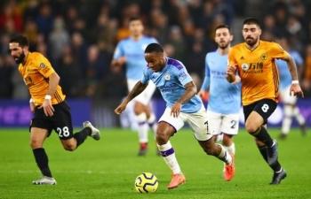 Link xem trực tiếp Man City vs Wolves (Ngoại hạng Anh), 3h ngày 3/3