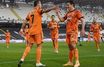 Link xem trực tiếp Juventus vs Spezia (Serie A), 2h45 ngày 3/3