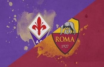 Xem trực tiếp Fiorentina vs AS Roma ở đâu?