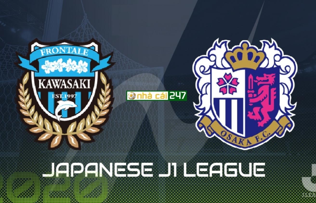 Link xem trực tiếp Kawasaki vs Cerezo Osaka (J-League 1 2021), 16h ngày 3/3