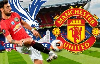 Link xem trực tiếp Crystal Palace vs Man Utd (Ngoại hạng Anh), 3h15 ngày 4/3