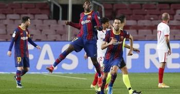 Ngược dòng kinh điển trước Sevilla, Barcelona tiến vào chung kết