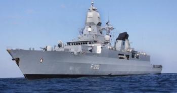 Trung Quốc lên tiếng khi Đức sắp đưa tàu chiến tới Biển Đông