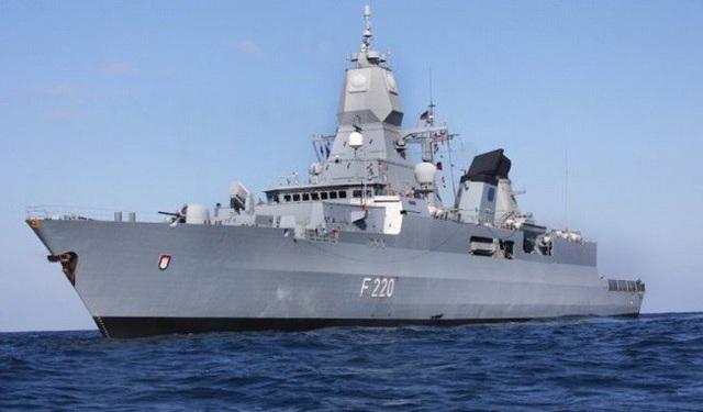 Trung Quốc lên tiếng khi Đức sắp đưa tàu chiến tới Biển Đông - 1