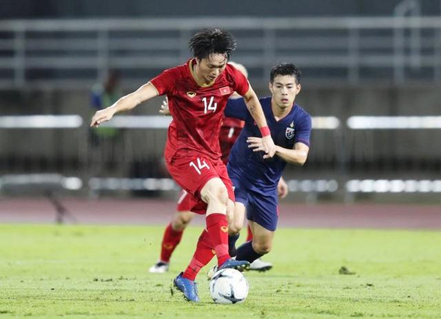 Thái Lan lo ngại đội tuyển Việt Nam sẽ thành công ở vòng loại World Cup - 1