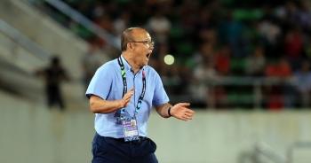 AFC nói về mục tiêu sống còn của HLV Park Hang Seo