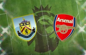 Xem trực tiếp Burnley vs Arsenal ở đâu?