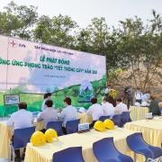EVN phấn đấu trồng 100 nghìn cây xanh trong năm 2021