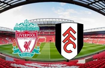 Xem trực tiếp Liverpool vs Fulham ở đâu?
