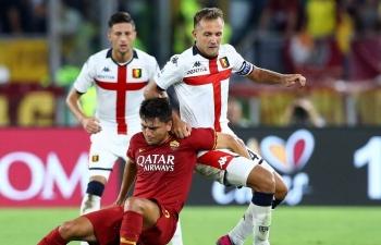 Link xem trực tiếp AS Roma vs Genoa (Serie A), 18h30 ngày 7/3