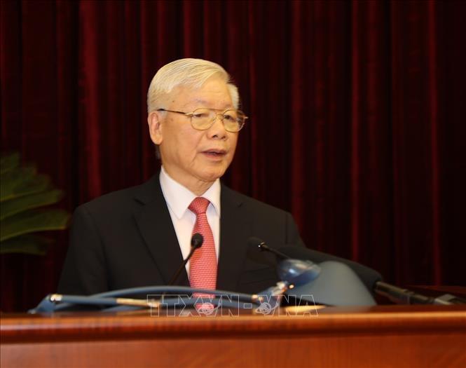 Tổng Bí thư: Sớm kiện toàn, sắp xếp các chức danh lãnh đạo cơ quan nhà nước
