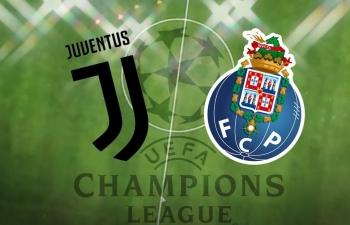 Xem trực tiếp Juventus vs Porto ở đâu?