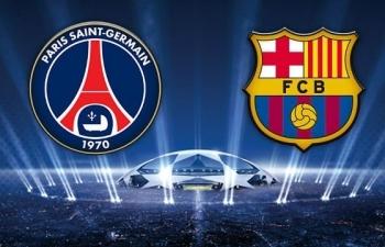 Xem trực tiếp PSG vs Barcelona ở đâu?