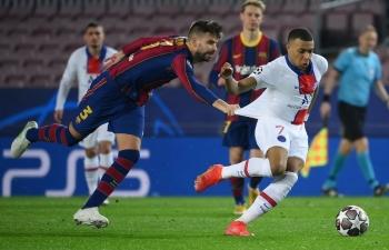 Link xem trực tiếp PSG vs Barcelona (Cup C1 Châu Âu), 3h ngày 11/3