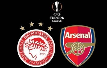 Xem trực tiếp Olympiakos vs Arsenal ở đâu?
