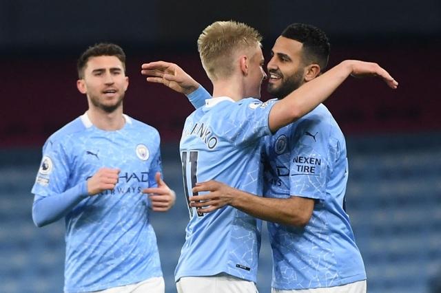Vùi dập Southampton, Man City tiếp tục hơn Man Utd 14 điểm - 2