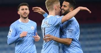 Vùi dập Southampton, Man City tiếp tục hơn Man Utd 14 điểm