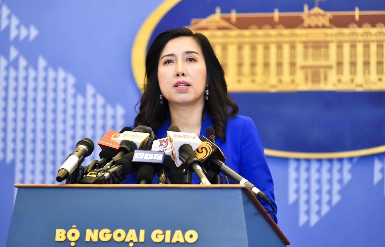 Trung Quốc diễn tập tại Hoàng Sa mà không được sự cho phép của Việt Nam là vi phạm chủ quyền của Việt Nam