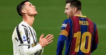 C.Ronaldo, Messi bị loại sớm ở Champions League: Dấu chấm hết cho kỷ nguyên