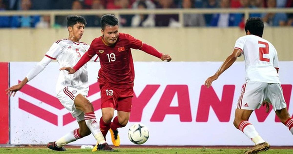 Giới bóng đá UAE lo đội nhà lộ nhược điểm khi đấu tuyển Việt Nam