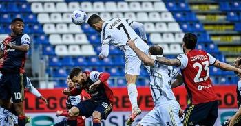 C.Ronaldo gửi tâm thư sau khi xô đổ kỷ lục ghi bàn của Pele