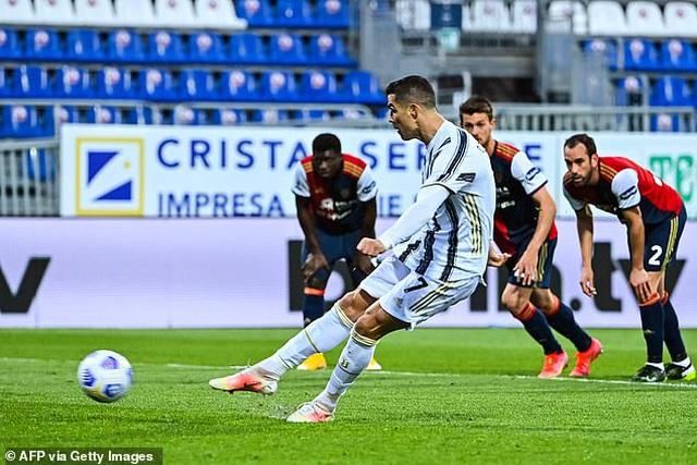 C.Ronaldo gửi tâm thư sau khi xô đổ kỷ lục ghi bàn của Pele - 2