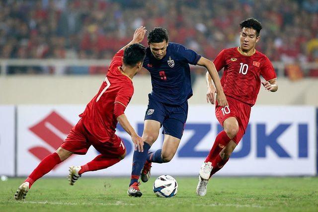 Thái Lan được giao nhiệm vụ vượt mặt đội tuyển Việt Nam - 1