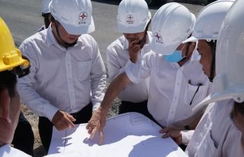 EVNSPC đốc thúc tiến độ xây dựng các công trình cấp điện cho Tổ hợp hóa dầu Long Sơn