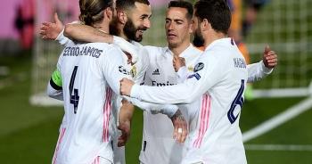 Hạ gục Atalanta, Real Madrid tiến vào tứ kết đầy thuyết phục