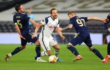 Xem trực tiếp Dinamo Zagreb vs Tottenham ở đâu?