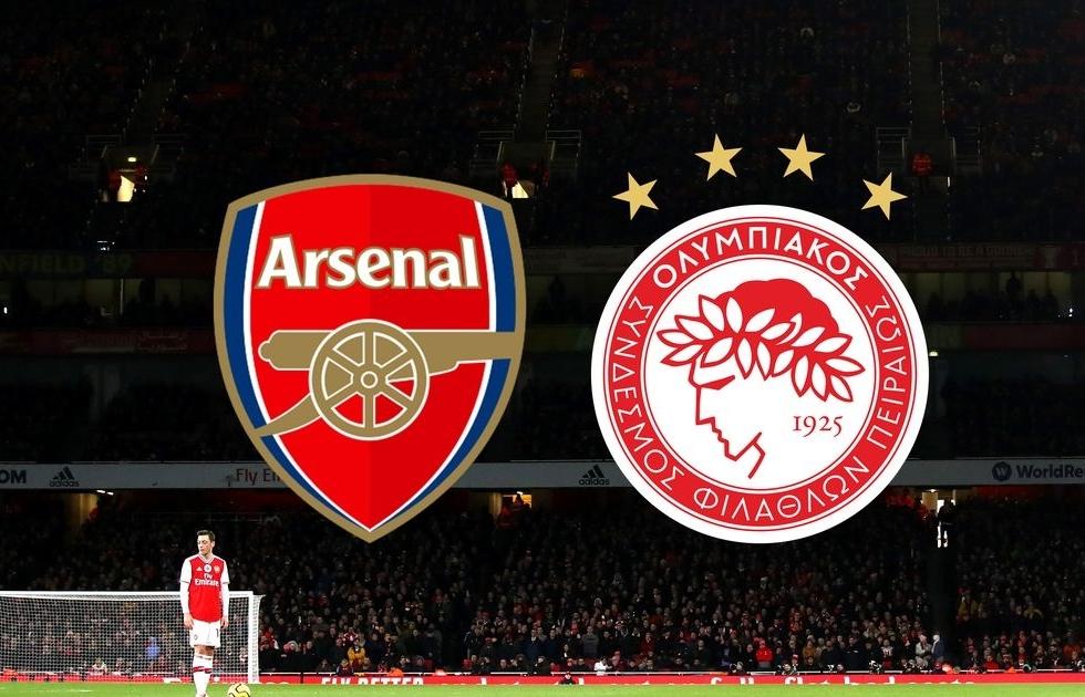 Xem trực tiếp Arsenal vs Olympiakos ở đâu?