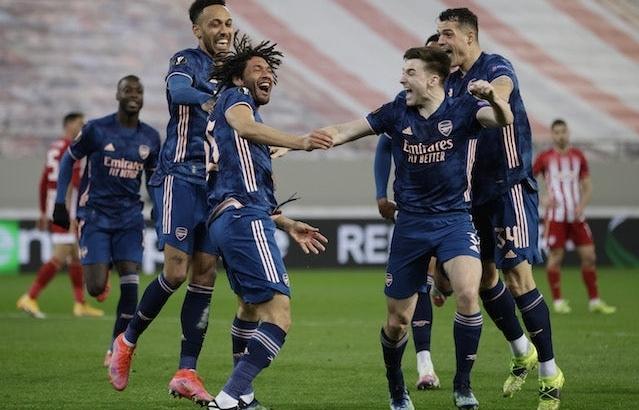 Link xem trực tiếp Arsenal vs Olympiakos (Cup C2 Châu Âu), 0h55 ngày 19/3