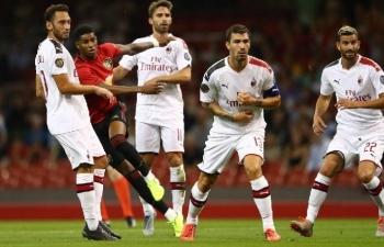 Link xem trực tiếp AC Milan vs Man Utd (Cup C2 Châu Âu), 3h ngày 19/3