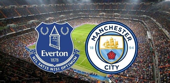 Xem trực tiếp Everton vs Man City ở đâu?