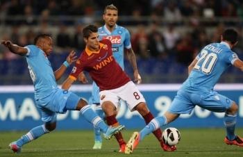 Link xem trực tiếp AS Roma vs Napoli (Serie A), 2h45 ngày 22/3