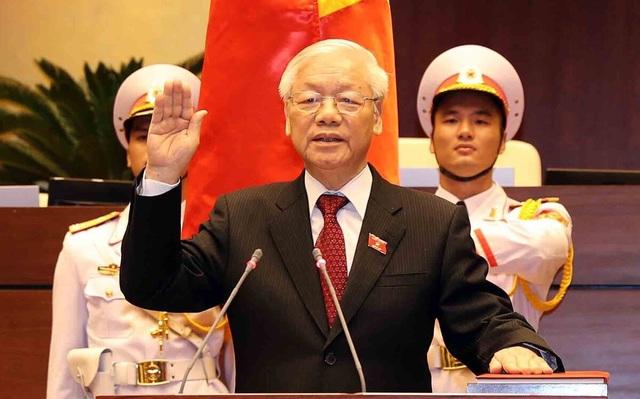 Chủ tịch nước với nhiệm kỳ đặc biệt có sự thay đổi về nhân sự - 1