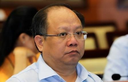 Uỷ ban Kiểm tra Trung ương đề nghị Ban Bí thư khai từ Đảng ông Tất Thành Cang