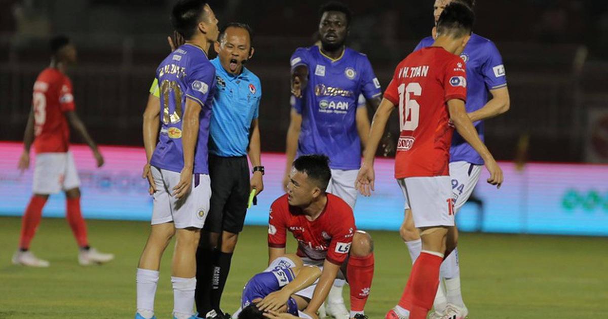 """""""Hoàng Thịnh chơi thô bạo, nhưng SL Nghệ An không đào tạo máy chém"""""""