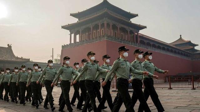 Quan chức an ninh Anh cảnh báo tham vọng của Trung Quốc - 1