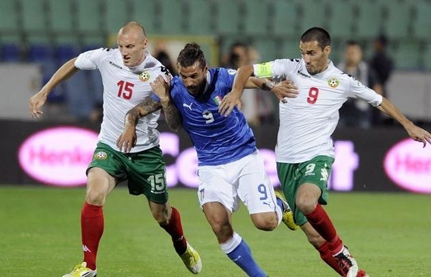 Link xem trực tiếp Bulgaria vs Italia (vòng loại World Cup 2022), 1h45 ngày 29/3